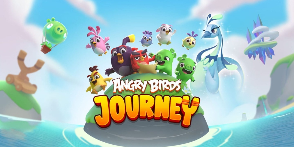Seven Stone;  Travel with Angry Birds
