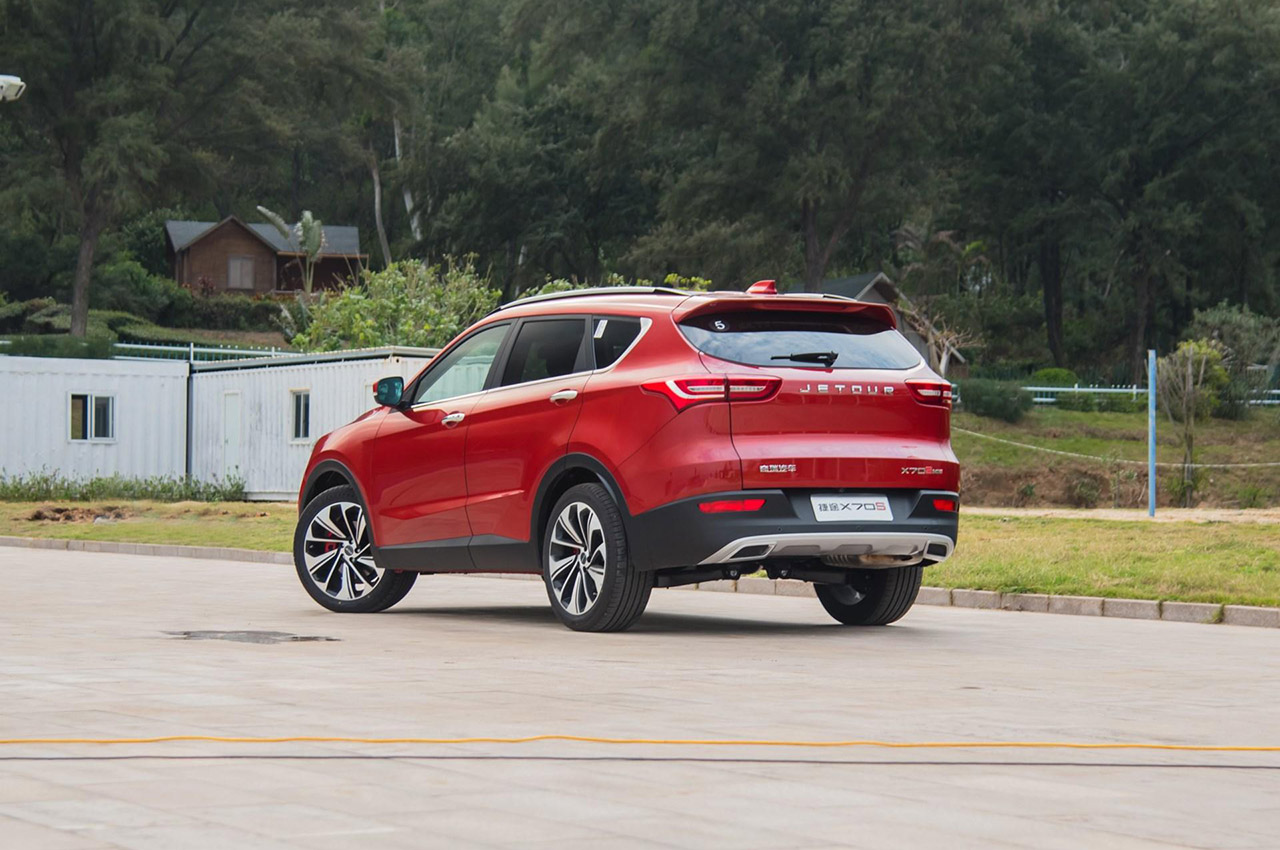 1610817761 532 Introduction of Fidelity or Gentor x70s Avalanche challenge of engine Introduction of Fidelity or Gentor x70s; Avalanche challenge of engine and car managers to supply Chery products 10