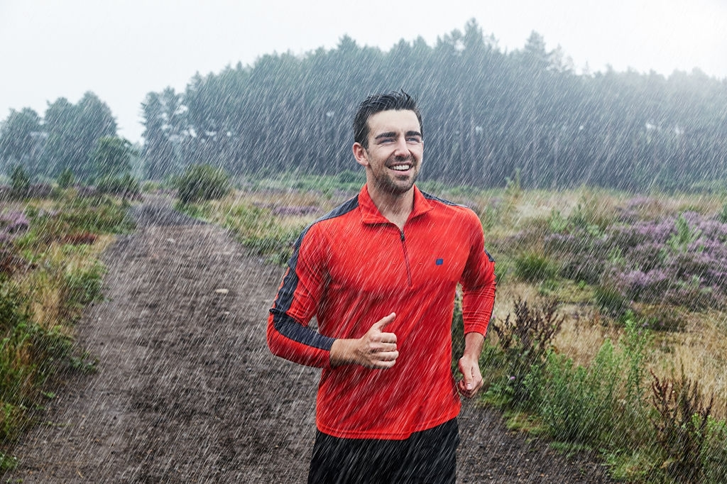 New Asics study results: Running makes you happy