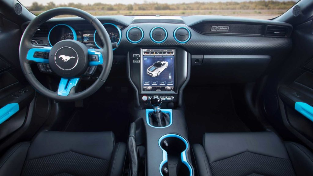 1611232325 791 The Ford Electric Mustang will enter the market in 2028 The Ford Electric Mustang will enter the market in 2028 4