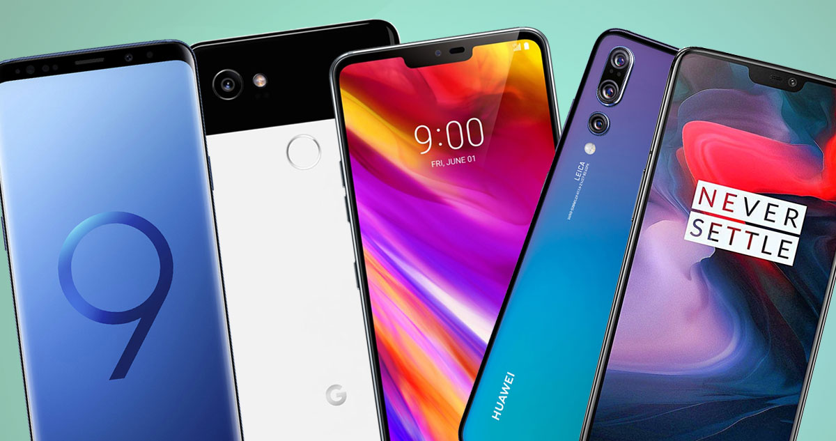 Used Android phones drop in price twice as much as iPhones