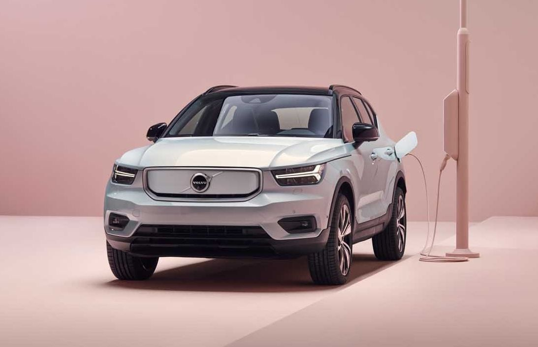 Volvo turns Gutenberg into a pollution-free electric and urban hub