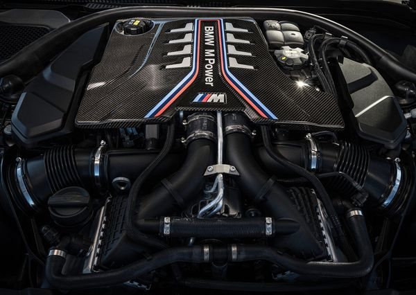 1611767488 931 The M5 CS was introduced The fastest and most powerful The M5 CS was introduced; The fastest and most powerful car in the history of Bavaria 2
