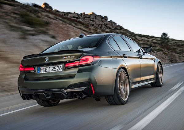 1611767489 139 The M5 CS was introduced The fastest and most powerful The M5 CS was introduced; The fastest and most powerful car in the history of Bavaria 6