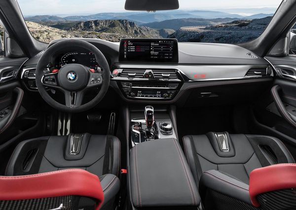 1611767490 512 The M5 CS was introduced The fastest and most powerful The M5 CS was introduced; The fastest and most powerful car in the history of Bavaria 18