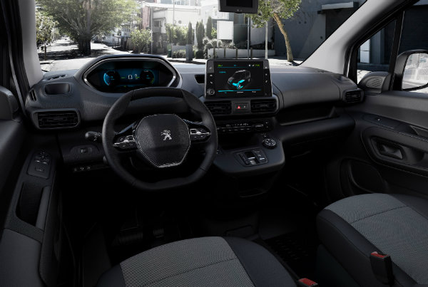 1612040959 509 Peugeot e Partner electric van with 50 kWh battery and 275 Peugeot e-Partner electric van with 50 kWh battery and 275 km range was introduced 8