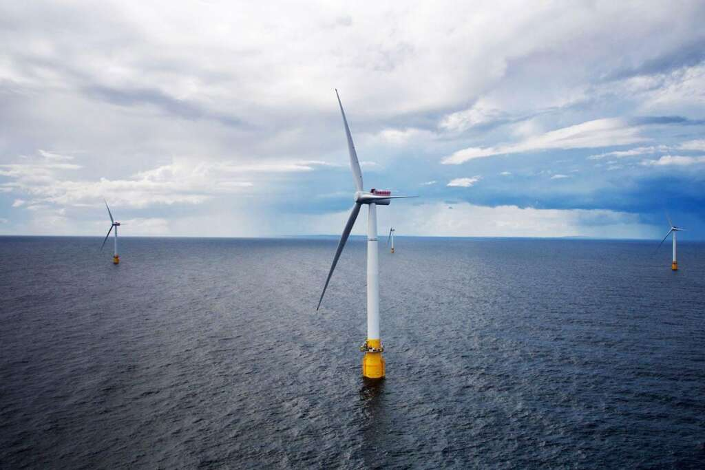 South Korea is building the world's largest offshore wind farm with a $ 43 billion investment