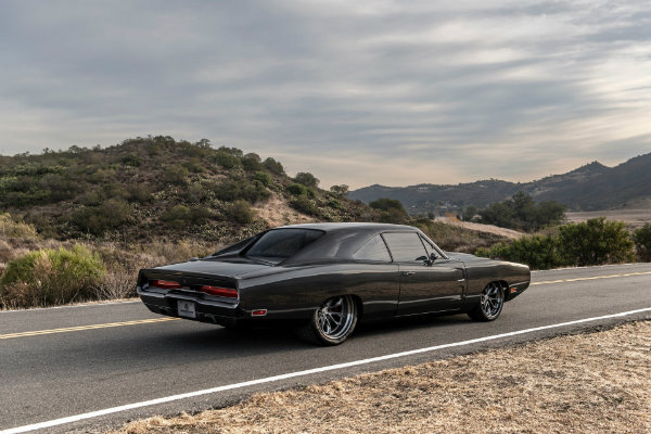 1612757279 447 Speedcore Hellraiser introduced A fire car based on the 1970 Speedcore Hellraiser introduced; A fire car based on the 1970 Dodge Charger 4