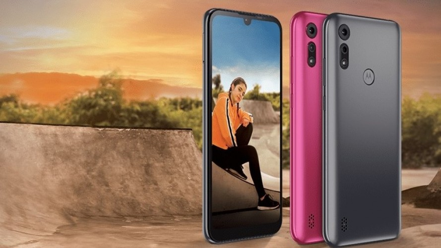 Motorola has unveiled the Moto E6i budget phone with Android 10 Go
