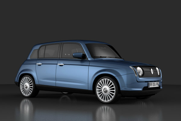 1613126446 646 The classic Renault 4 is revived The serious determination of The classic Renault 4 is revived; The serious determination of the French carmaker to supply electric models 2