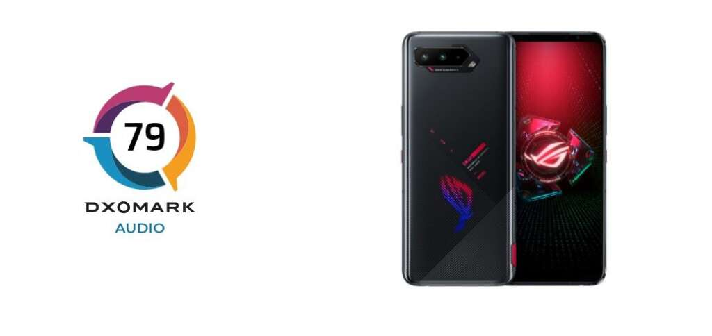Amazing Asus Ragphone 5 audio performance in DxOMark review before introduction