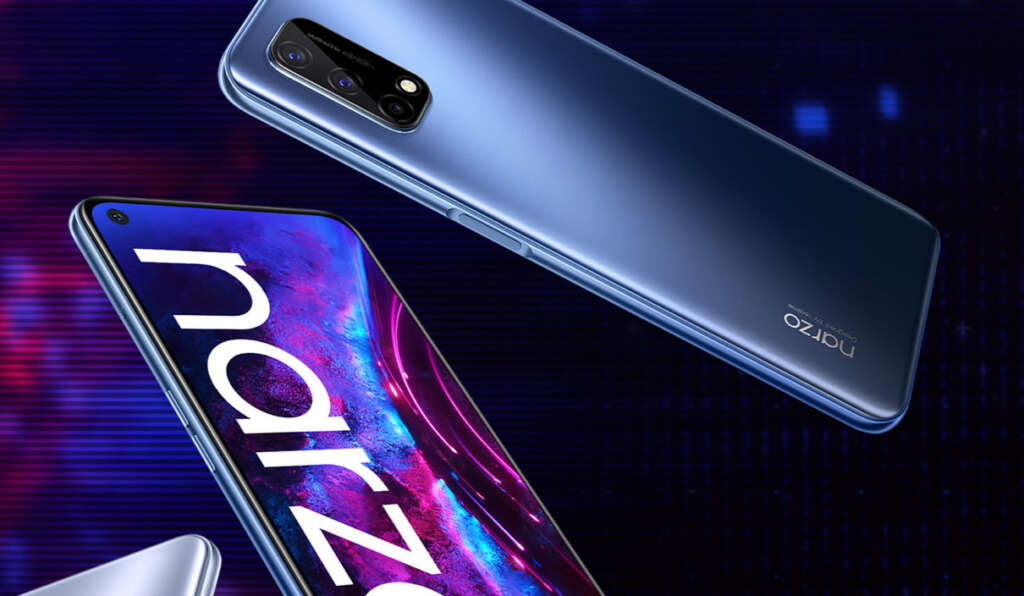 Narzo 30 Pro was introduced: 120 Hz display and 5G network for less than $ 250