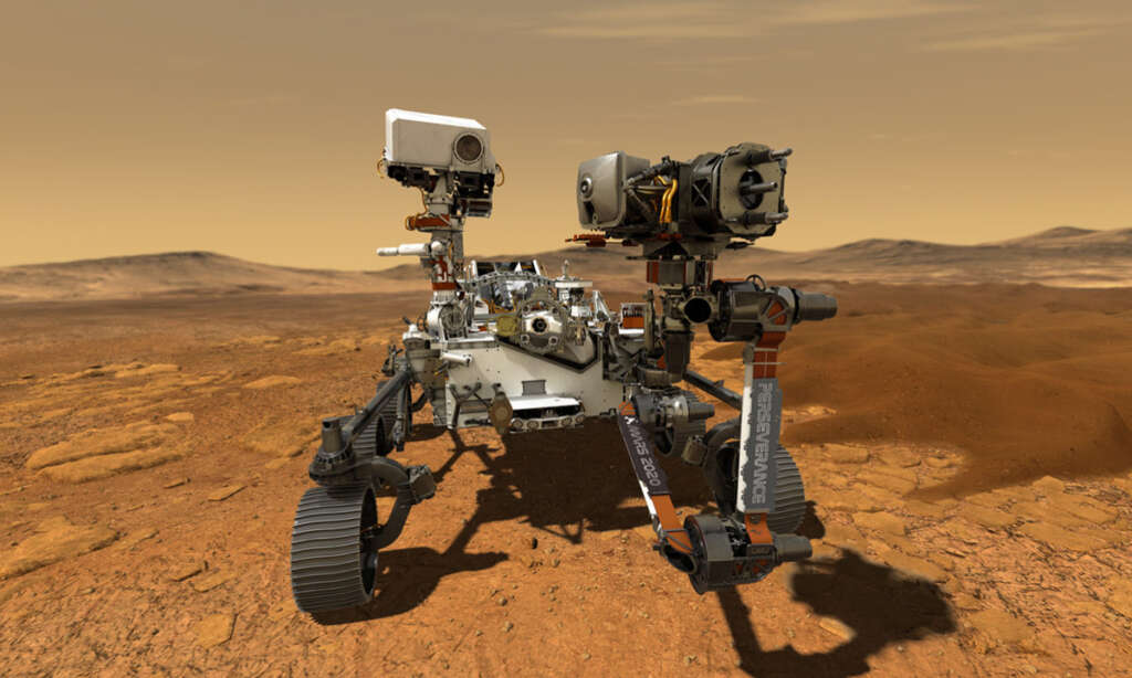 The endurance rover processor is weaker than your smartphone