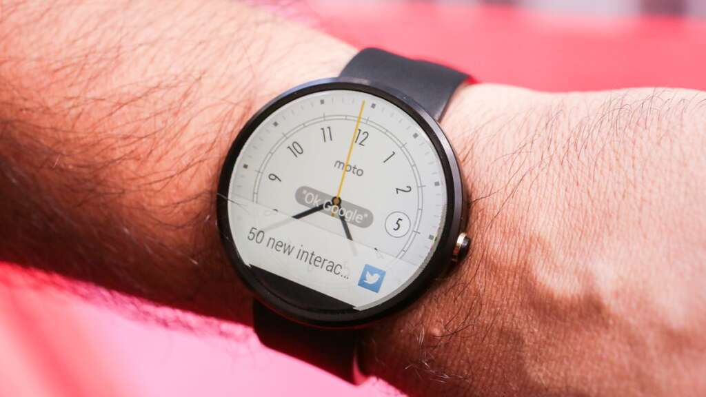 Three new smartwatches with the Moto brand and the Wear OS platform are on the way