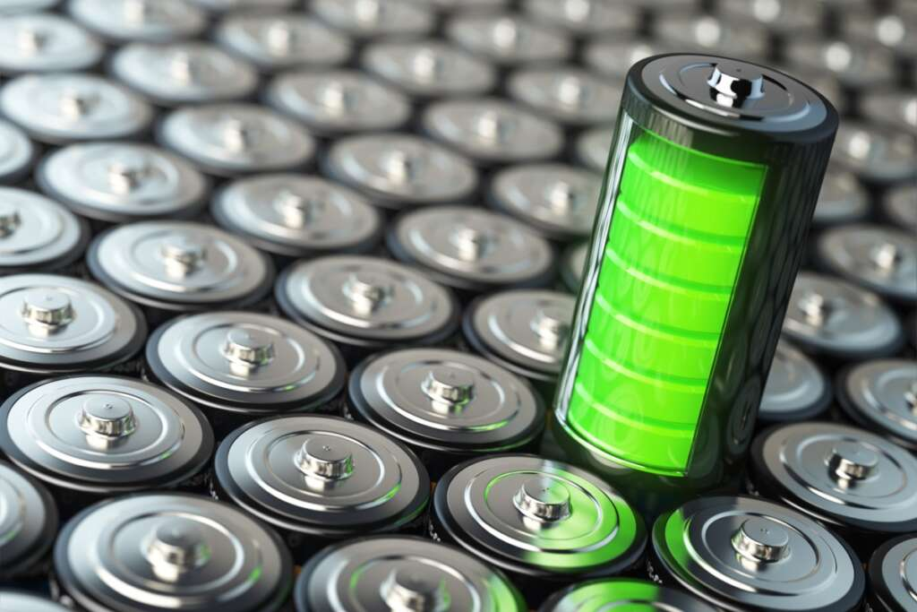 Japanese researchers extend lithium battery life with new material