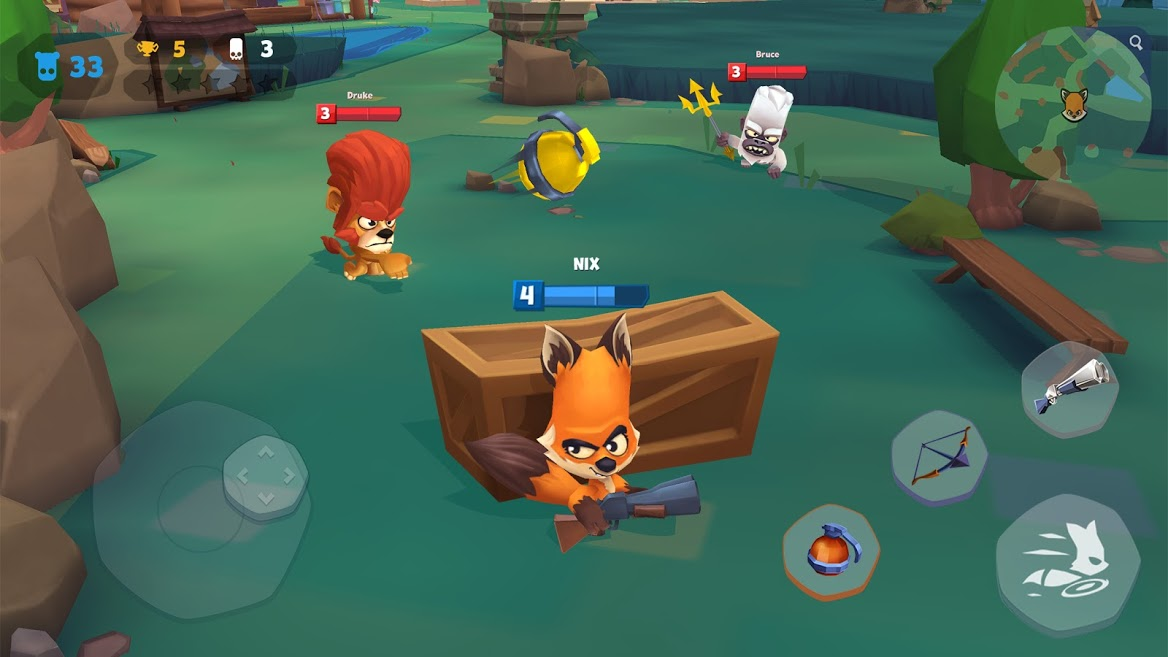 1615653798 774 Introducing Zooba game Fighting in the Zoo Introducing Zooba game; Fighting in the Zoo 2