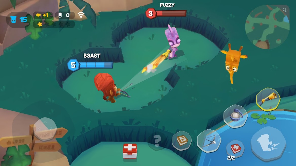 1615653799 423 Introducing Zooba game Fighting in the Zoo Introducing Zooba game; Fighting in the Zoo 4
