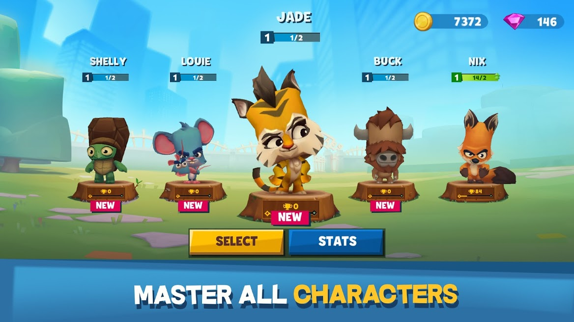 1615653801 740 Introducing Zooba game Fighting in the Zoo Introducing Zooba game; Fighting in the Zoo 6