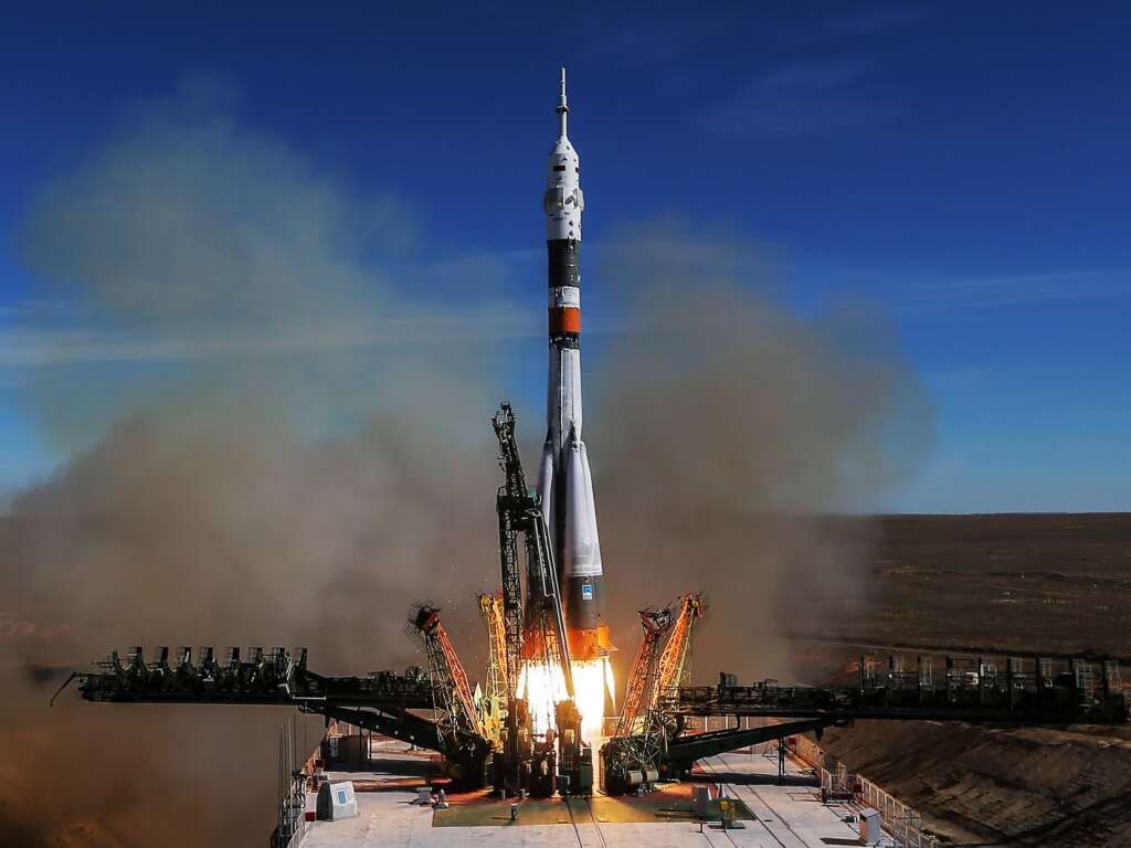 NASA once again needed Russia to go to the space station