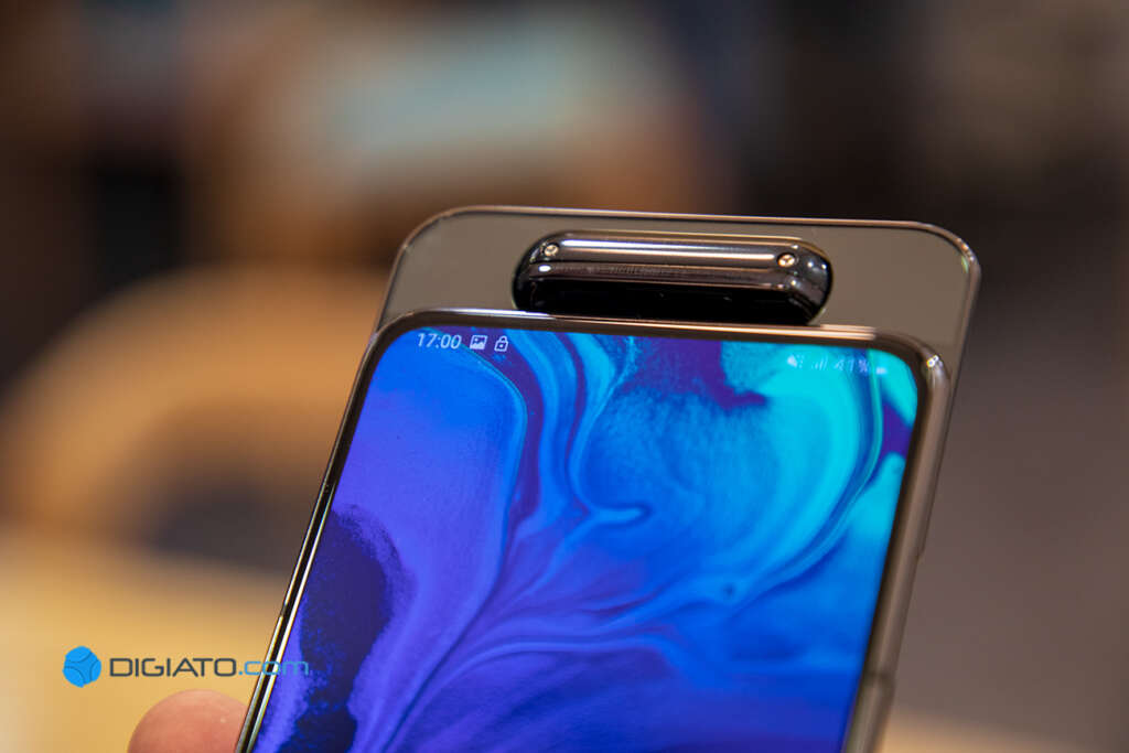 Galaxy A82 rotating camera specifications revealed