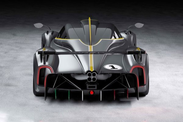1616195377 847 Introduction of Pagani Huayra R First look at the 850 Introduction of Pagani Huayra R; First look at the 850 hp supercar for the racetrack 6