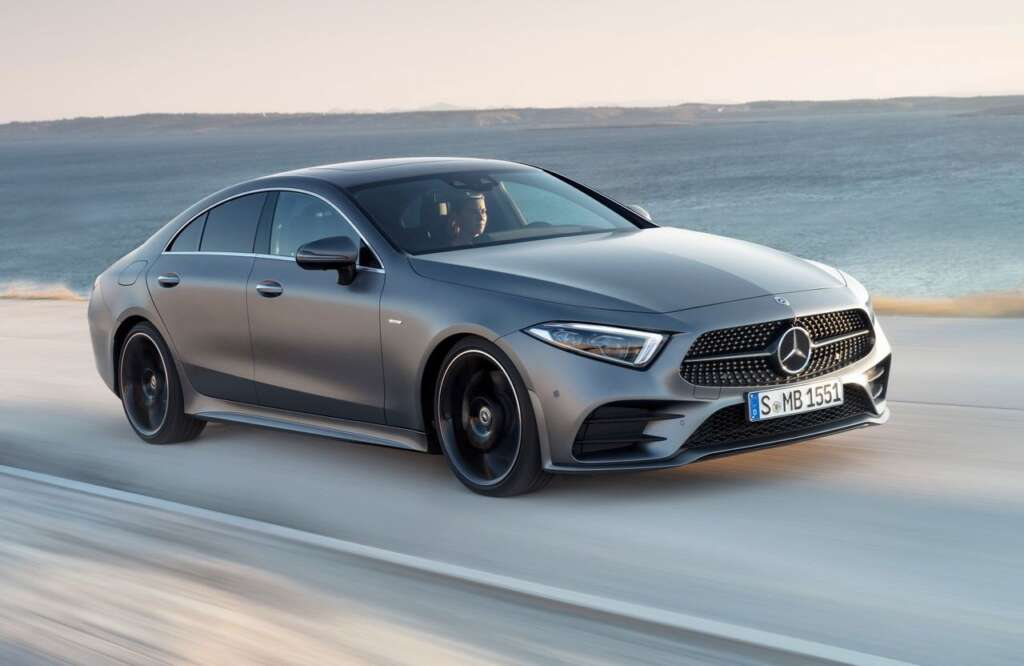 The Mercedes-Benz CLS is likely to be phased out of the US market