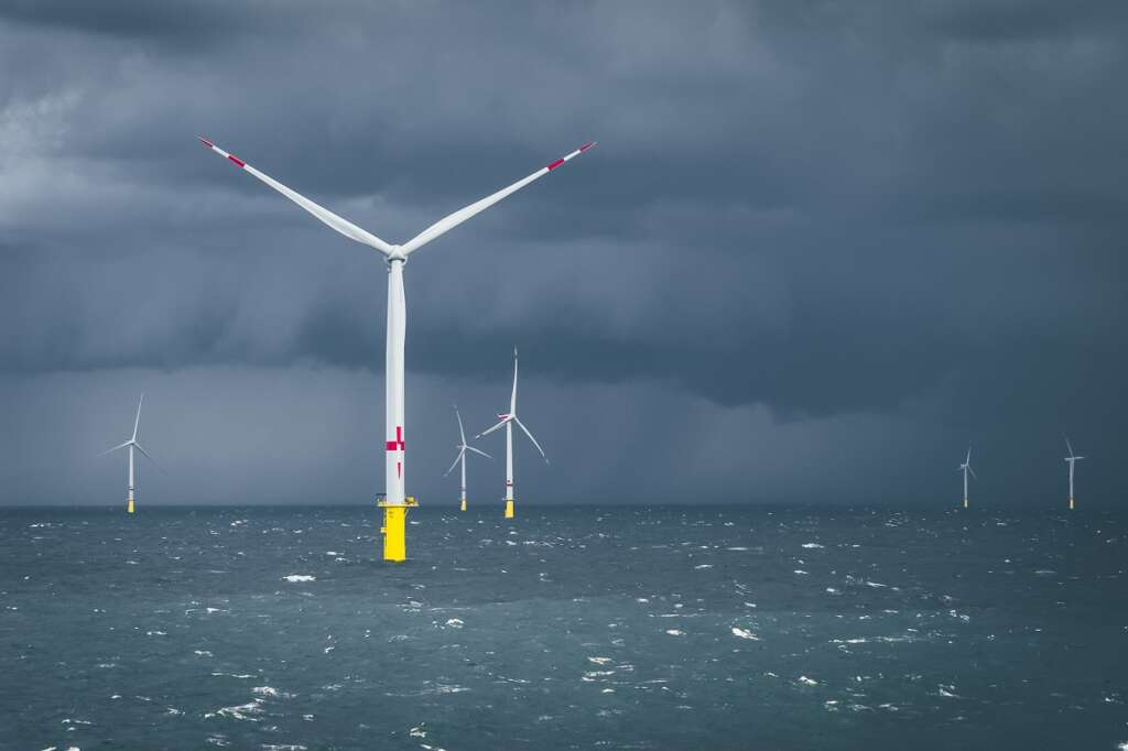 US plans to generate 30 gigawatts of wind power by 2030