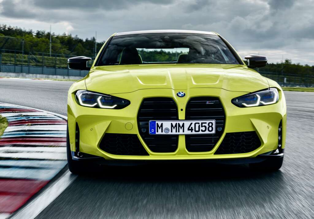 A Dino Test Reveals: New 74hp M4 More Powerful Than What Baamuo Says