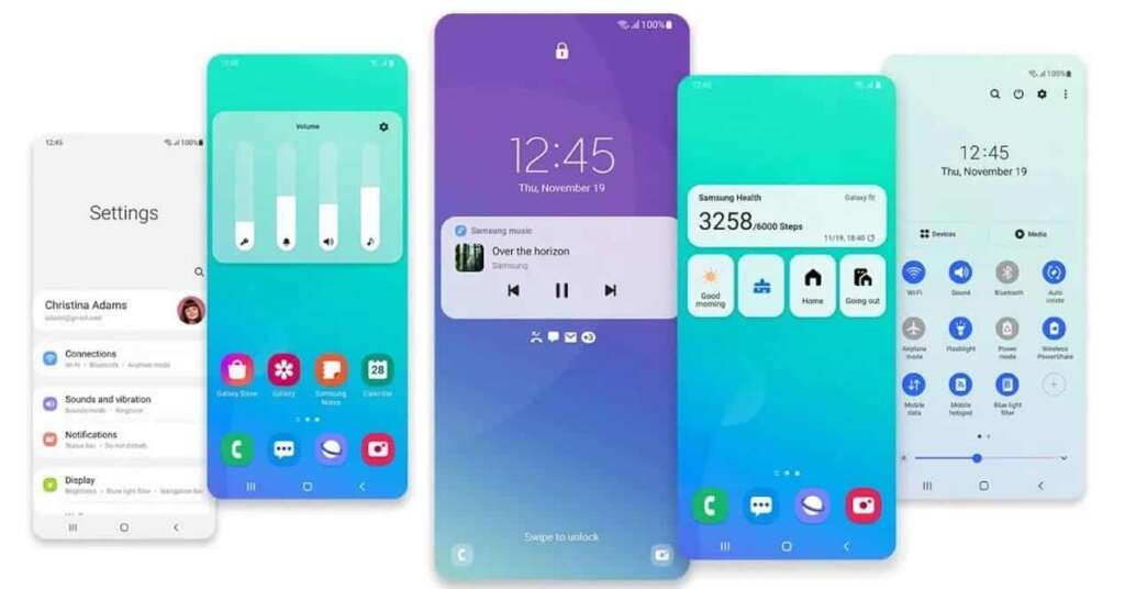 One UI 3.1 UI update released for Samsung Galaxy A70s and A90 5G