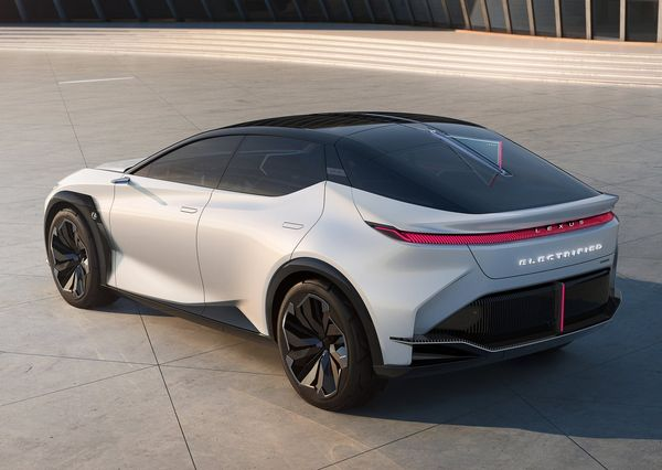 1617255963 610 The Lexus LF Z Electrified concept with 536 hp electric propulsion The Lexus LF-Z Electrified concept with 536 hp electric propulsion was introduced 7