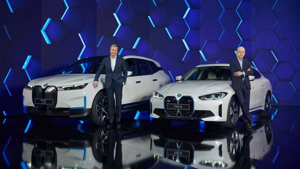 BMW in response to critics: Our electric cars are more beautiful than other brands