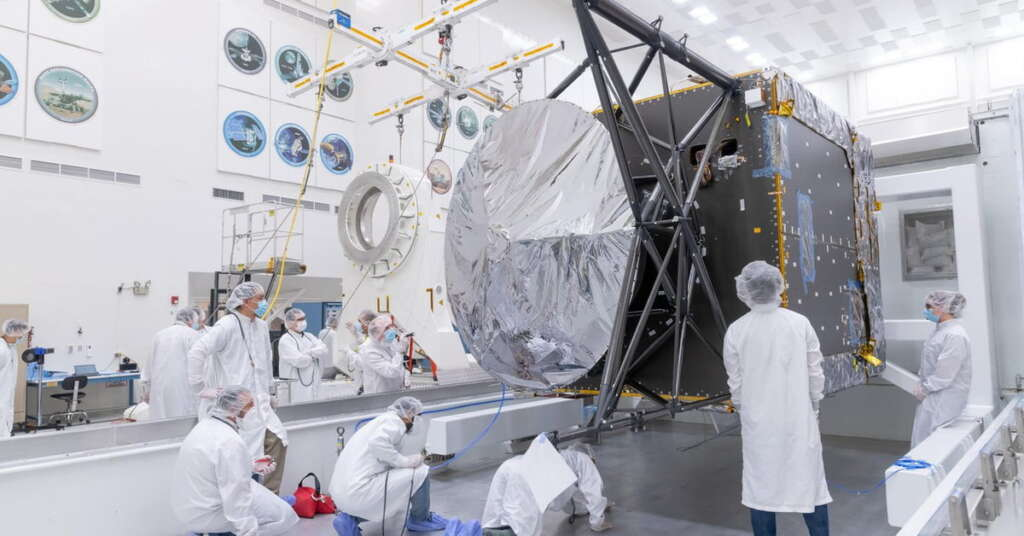 Psychic spacecraft;  New NASA tool for asteroid exploration