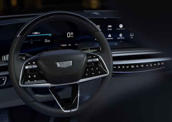 1619230583 515 Cadillac Lyric officially enters the world market The first electric Cadillac Lyric officially enters the world market; The first electric crossover in Cadillac history 20