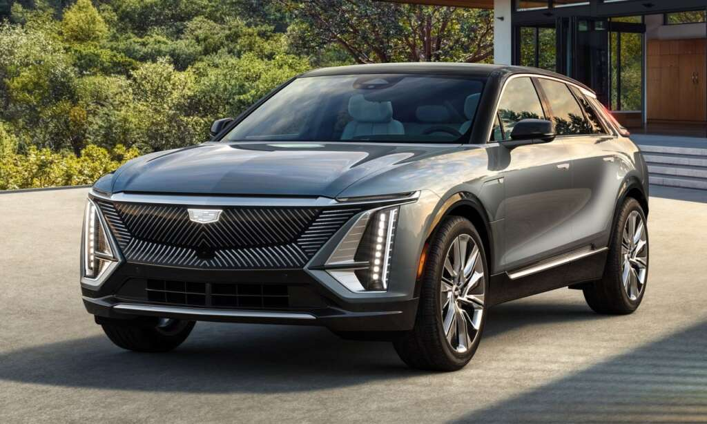Cadillac Lyric officially enters the world market;  The first electric crossover in Cadillac history