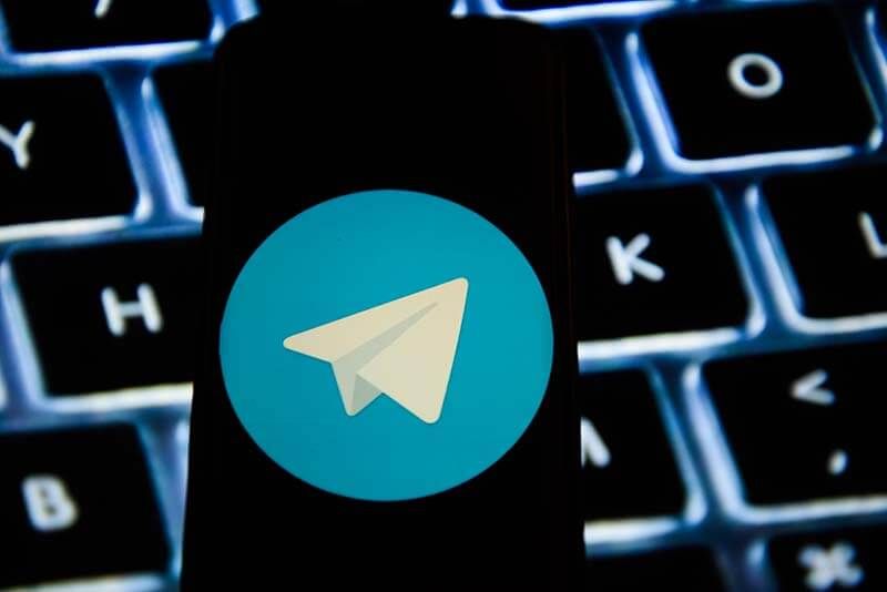 Hackers use the telegram as a hub for malicious activity
