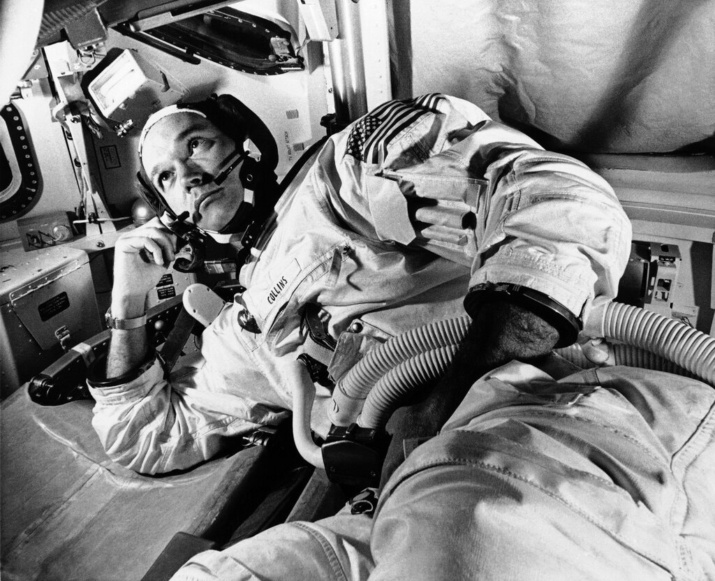 In memory of Michael Collins: The Forgotten Astronaut of the historic Apollo 11 mission