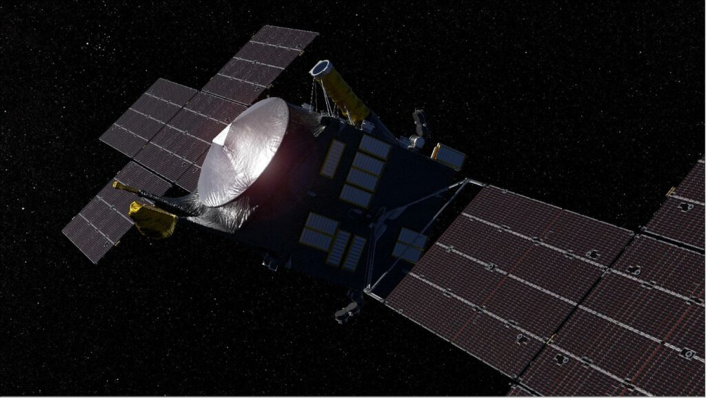 Psychic spacecraft New NASA tool for asteroid Psychic spacecraft; New NASA tool for asteroid exploration 4