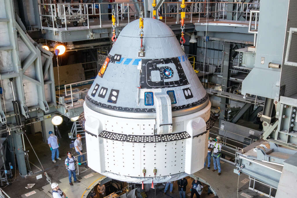 The second test flight of the Boeing Starliner capsule has been postponed for several months