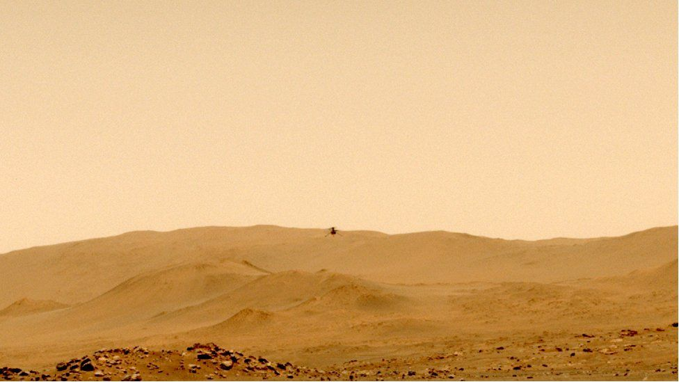 1622663038 336 The first 100 days of the presence of the endurance The first 100 days of the presence of the endurance astronaut on the Red Planet 10