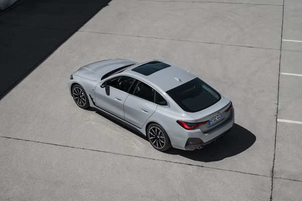 1623388241 269 The new generation Bamoo 4 Series Grand Coupe was unveiled The new generation Bamoo 4 Series Grand Coupe was unveiled; Improved technical specifications with controversial faces 12