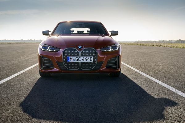 1623388241 407 The new generation Bamoo 4 Series Grand Coupe was unveiled The new generation Bamoo 4 Series Grand Coupe was unveiled; Improved technical specifications with controversial faces 4