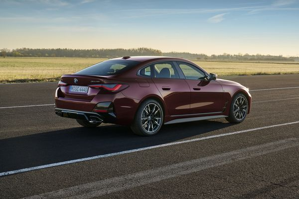 1623388241 835 The new generation Bamoo 4 Series Grand Coupe was unveiled The new generation Bamoo 4 Series Grand Coupe was unveiled; Improved technical specifications with controversial faces 6
