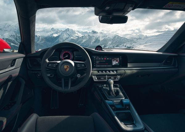 1624580037 67 Porsche unveiled the new 911 GTS series with more power Porsche unveiled the new 911 GTS series with more power and sportier performance 12