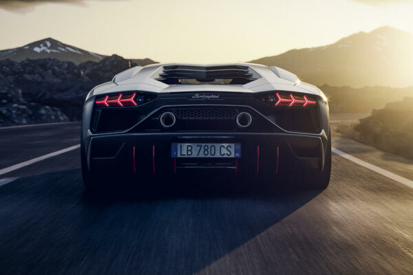 1625739419 640 The Lamborghini Aventador Ultimae edition was officially unveiled The latest The Lamborghini Aventador Ultimae edition was officially unveiled; The latest bent cow with a V12 engine 2