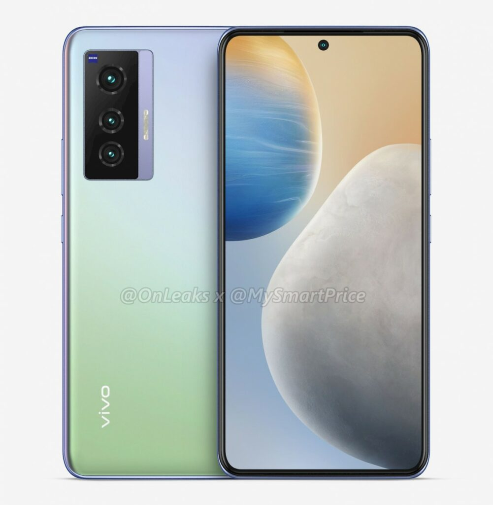 1630041282 534 Renderings of the Vivo X70 Pro Plus show the different Renderings of the Vivo X70 Pro Plus show the different design of its camera module 12