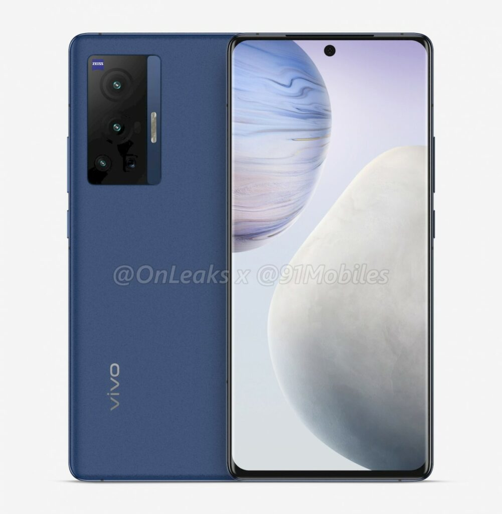 1630041283 695 Renderings of the Vivo X70 Pro Plus show the different Renderings of the Vivo X70 Pro Plus show the different design of its camera module 14