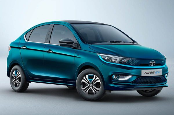 1630692796 3 500 million tomans for 300 kilometers of electric navigation Tata 500 million tomans for 300 kilometers of electric navigation; Tata Tigor enters the market 8