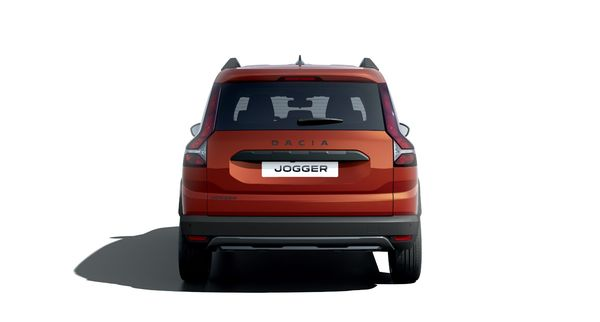 1630837657 677 Dacia Jagger was introduced A functional combination of station wagon Dacia Jagger was introduced; A functional combination of station wagon, minion and high chassis 4