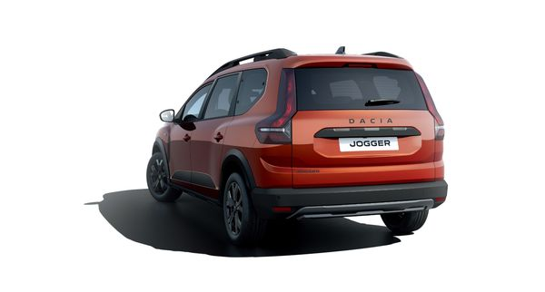 1630837658 513 Dacia Jagger was introduced A functional combination of station wagon Dacia Jagger was introduced; A functional combination of station wagon, minion and high chassis 24