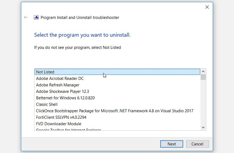 1633667589 141 How to remove hidden and unwanted programs in Windows 10 How to remove hidden and unwanted programs in Windows 10? 10
